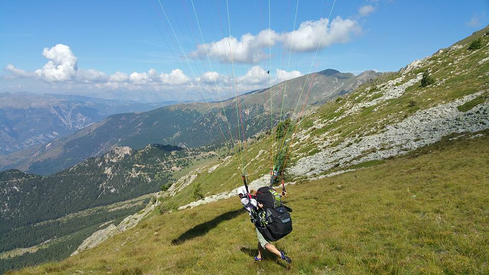 stage parapente imaginair